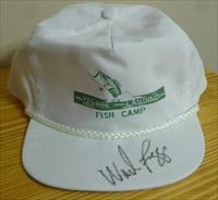 AUTOGRAPHED WADE BOGGS HAT - FREE SHIPPING!!