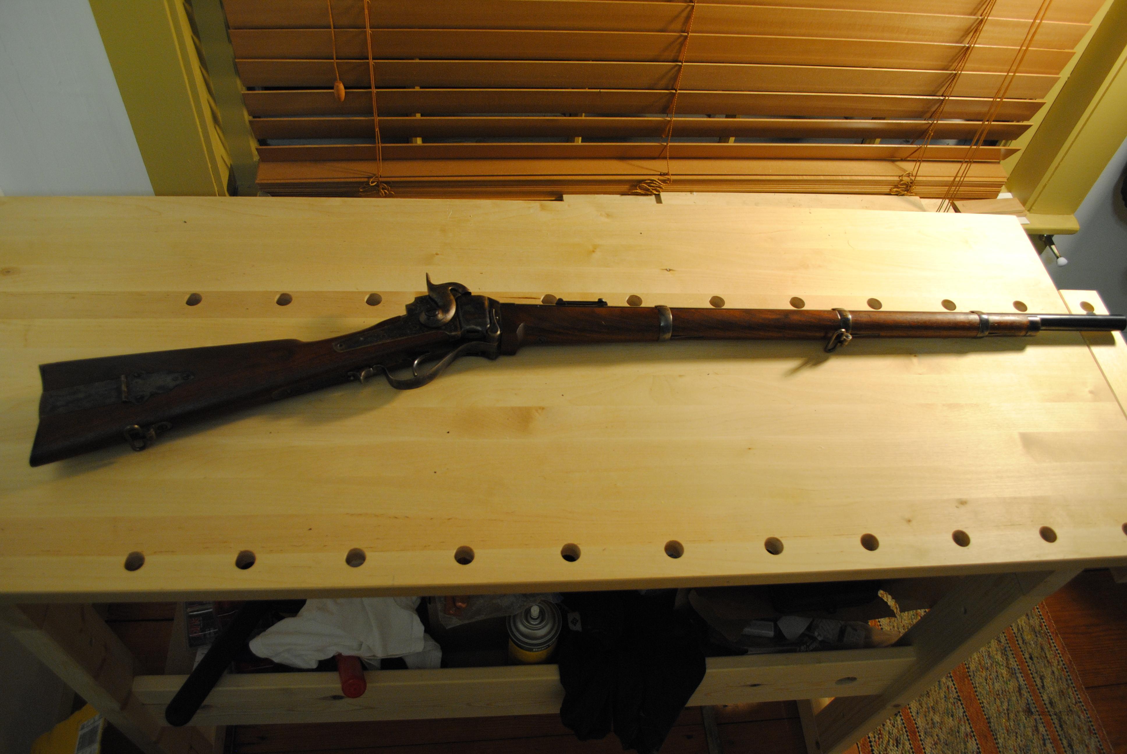 Shiloh Sharps 1863 Military Rifle NIB