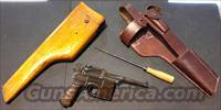 Mauser Broomhandle C96 Late Post-War Bolo