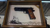 Colt 1911 WWI Battle of Belleau Wood Commemorative