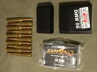 20 Rounds 50 BMG Ball Ammo