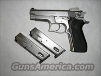 Smith & Wesson 9MM Stainless 5906