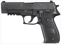 "SIG P226 MK25 9MM 4.4"" PH NS 3-10RD"