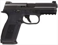 FNH FNS-9 9MM BLK 17RD