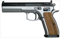 CZ 75 TS 9MM 5.4 20RD DUO TONE TACTICAL SPORT