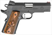 SPR 1911 45ACP BLK LTWT CHAMPION RANGE OFFICER