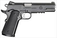 SPR 1911-A1 45ACP LOADED OPERATOR BLK W/ G10 GRIP