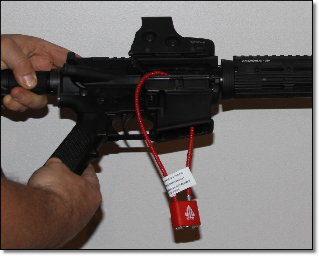 Superior Auto Parts >> GunVault – The AR-MagVault and BreechVault for semi-auto and pump shotguns