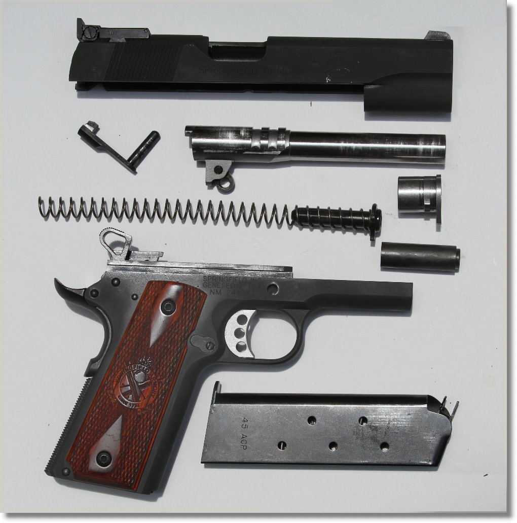 Springfield 1911 Champion Parts Diagram Diy Enthusiasts Wiring Safety Also With Exploded The Armory Range Officer Gunsamerica Digest Rh Com Breakdown