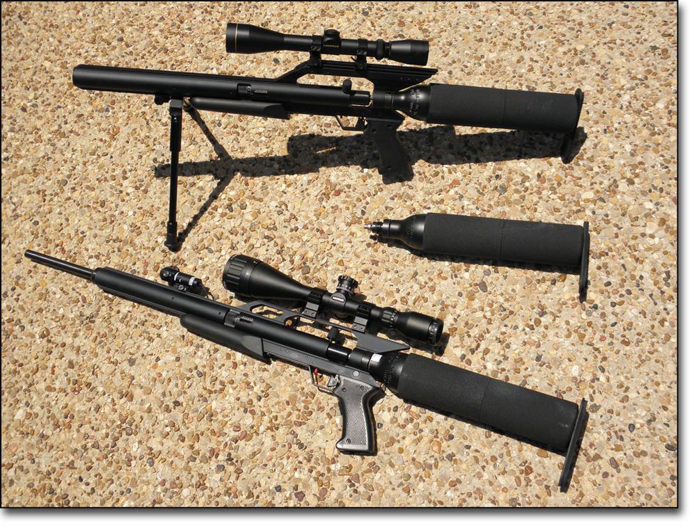 Airforce Airguns - Talon Ss And Condor - For Fun Shooting