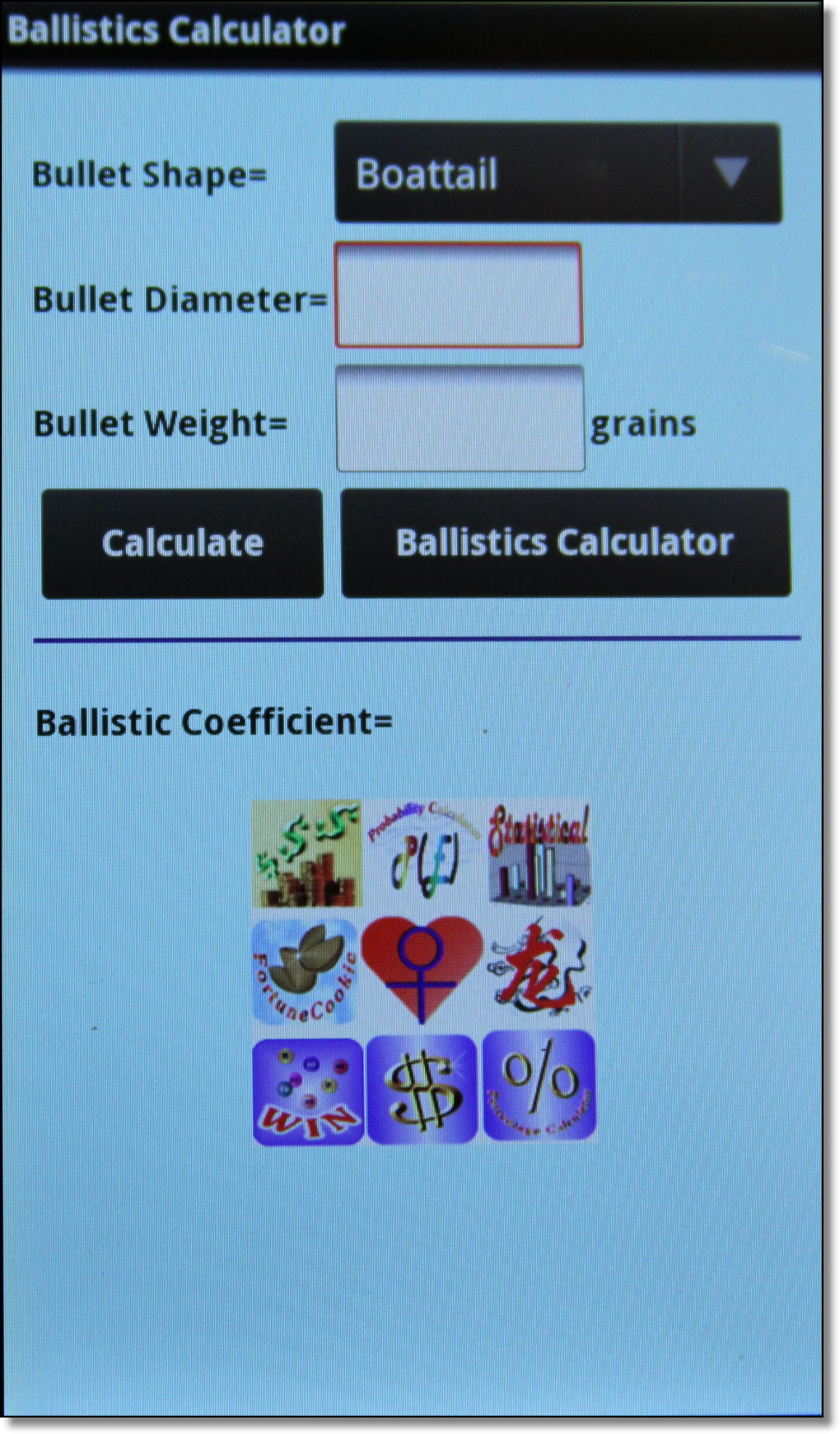 Free and Cheap Ballistics Apps for Android - GunsAmerica Digest