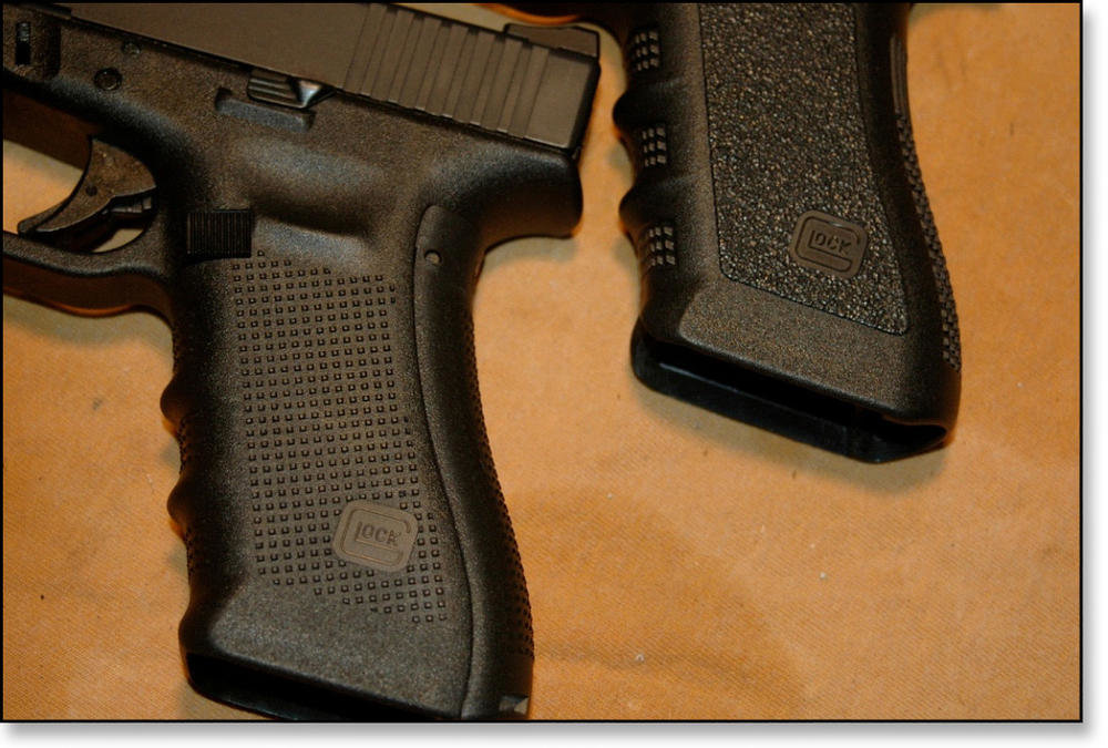 Gun Reviews – Comparing the Glock Generation 4 to Generation 3