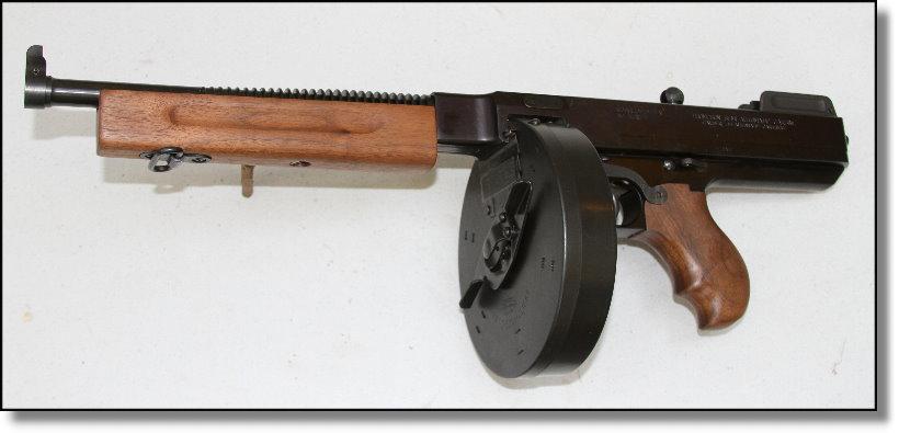 Auto-Ordnance TA-5 Pistol - GunsAmerica Digest
