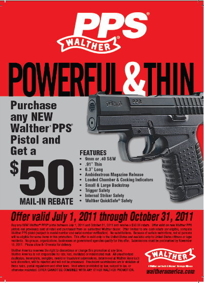 The Walther PPS - Is it the Best Micro-9mm? - GunsAmerica Digest