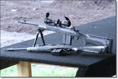 The Ruger Gunsite Scout Rifle - Gun Review - GunsAmerica Digest