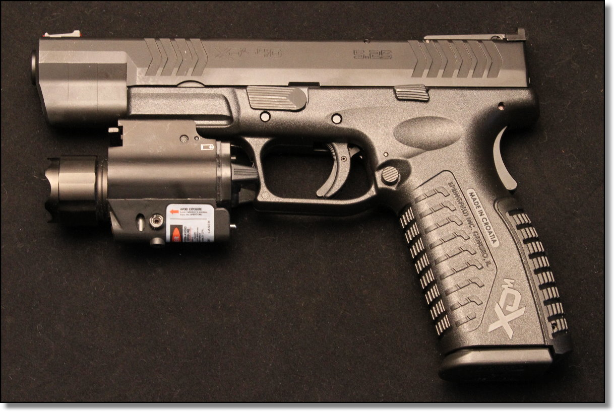 Best tactical light for xdm 9mm magazine