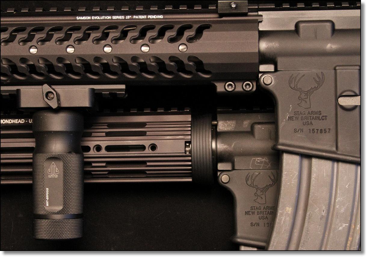 3 Gun Competition Stag 3g Ar 15 Gunsamerica Digest