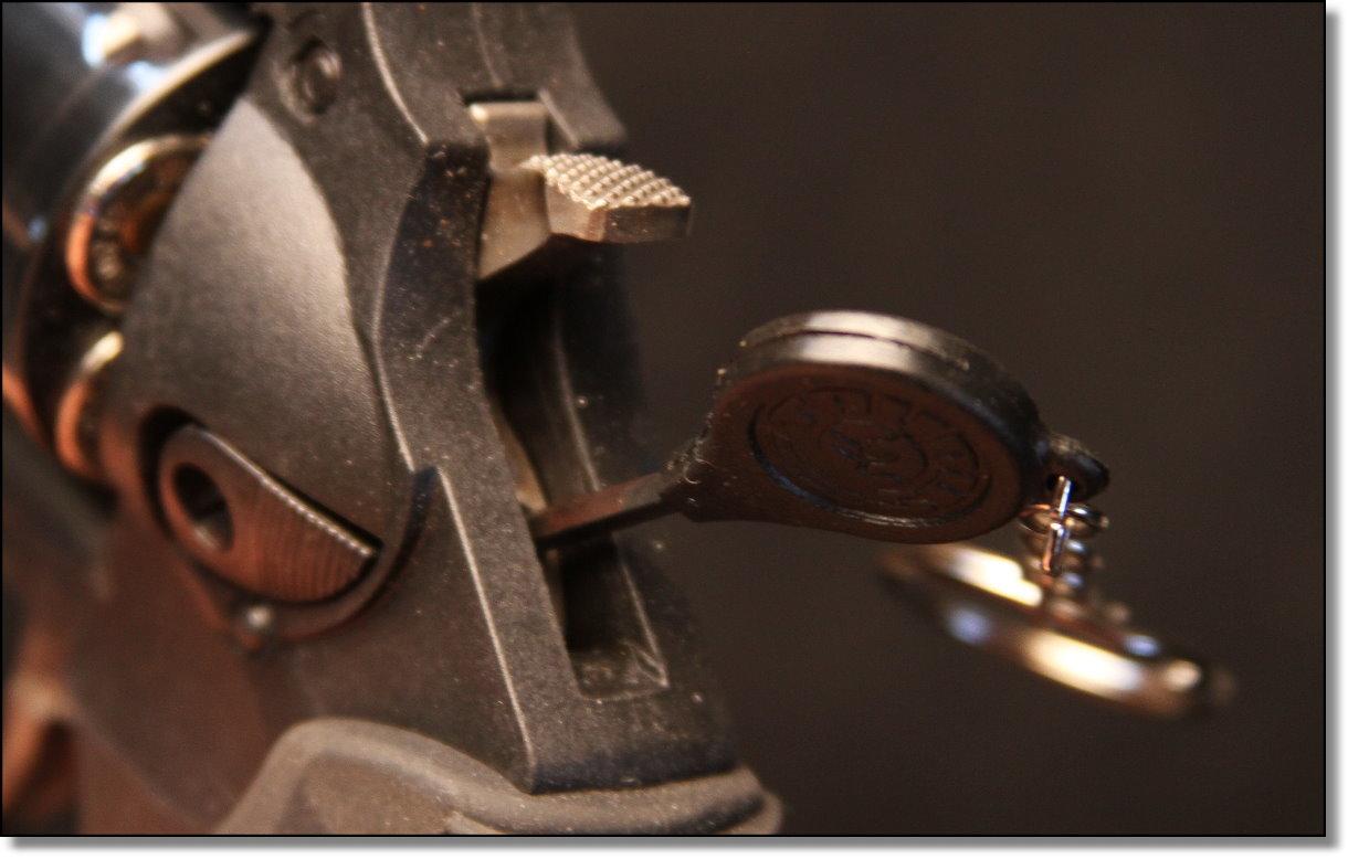 All Taurus handguns carry a lifetime warrantee and integral trigger ...