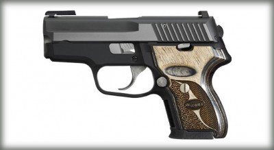Unlike other gunmakers, Sig releases only very mature new products and this new P224 will be available in many finishes and options. This is the Equinox version.