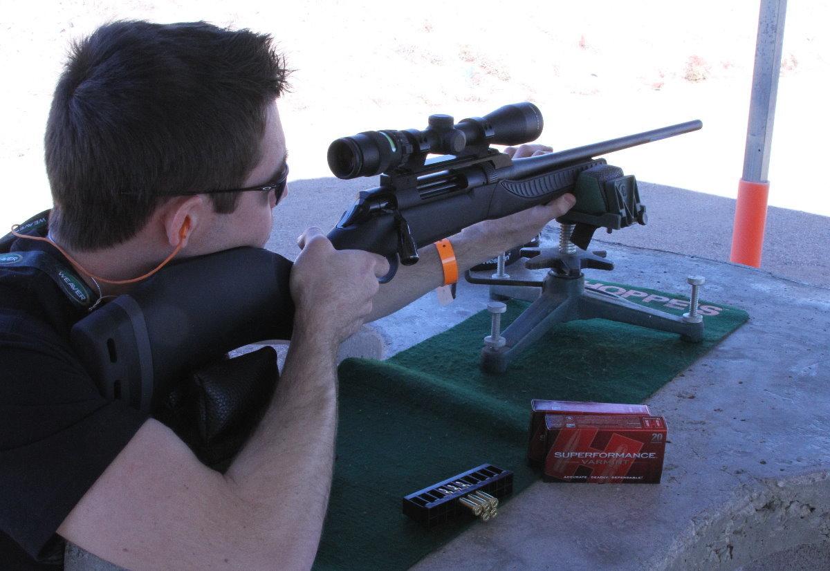 A New Era for Thompson Center – The Dimension Modular Rifle