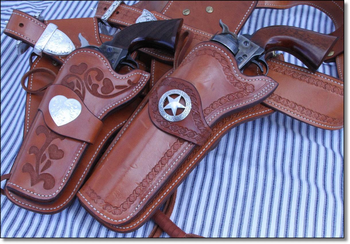 Cimarron Evil Roy Cowboy Colt Replica - GunsAmerica Digest