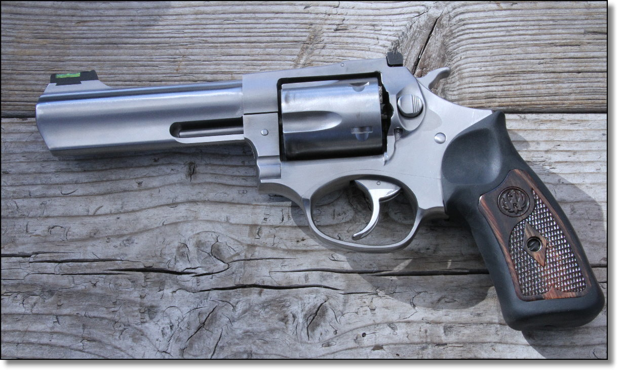 New Ruger SP101 4 2