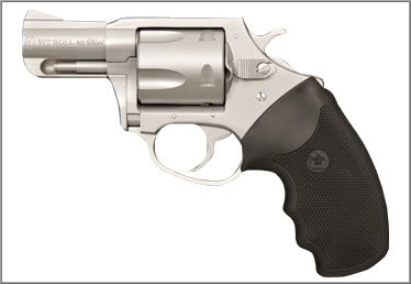 """For now this gun is only available in .40S&W, stainless, with an exposed hammer and 2.3"""" barrel. It has been a long time coming to see these Charter revolvers in the market, and more will come as demand increases."""