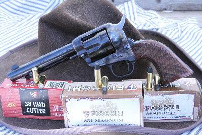 Cimarron Evil Roy Cowboy Colt Replica