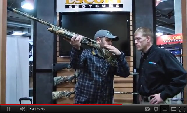 Legacy Sports International Escort Shotguns