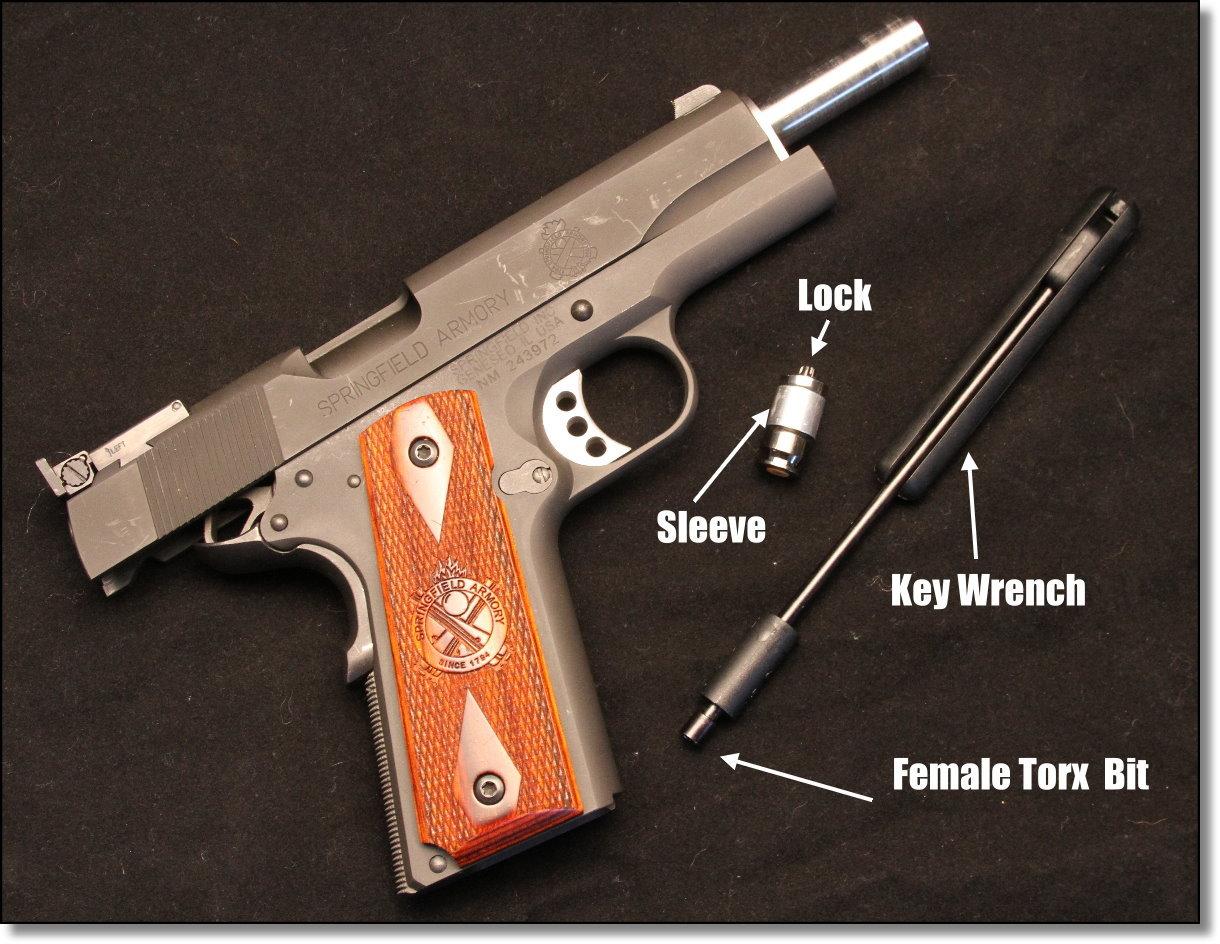 Omega Gun Lock Internal Gunlock Components Jpg