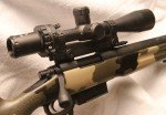 Leatherwood ART M-1000 Auto-Ranging Riflescope