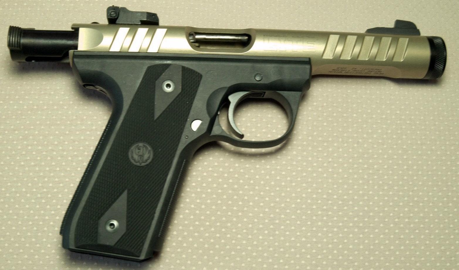 Ruger 22 45 Lite Mark Iii New Gun Review Gunsamerica
