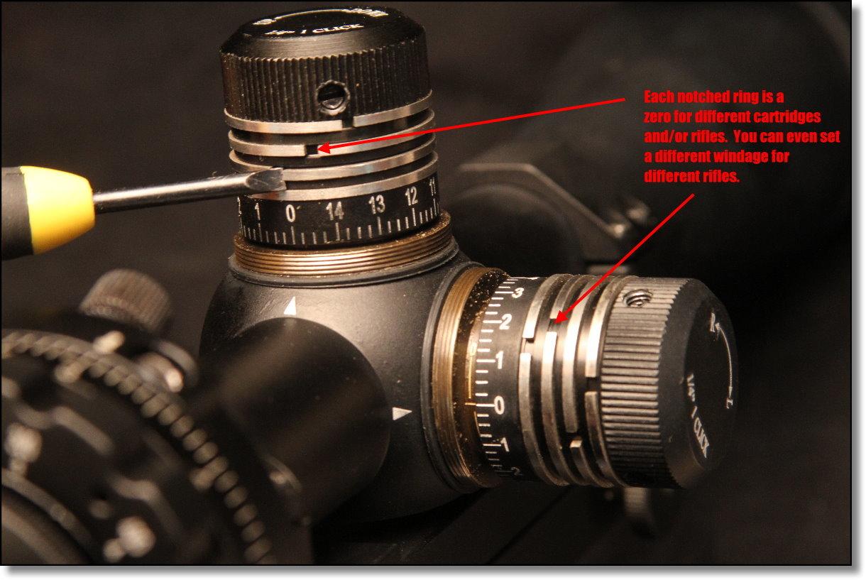 Leatherwood Art M 1000 Auto Ranging Riflescope