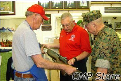 Buying M1 Garands from the US Government – CMP – Civilian Marksmanship Program