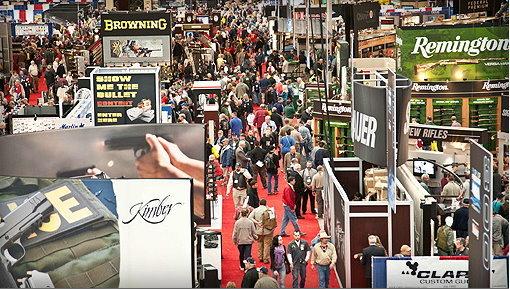 GunsAmerica NRA Show 2012 Giveaway – Walther, Kel-Tec, SlideFire, Leatherwood