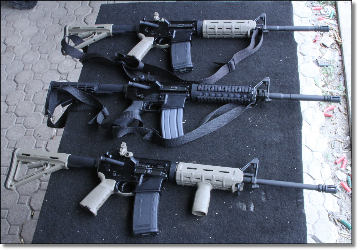 Colt ar 15 m4 patrol rifles new gun review click for details colt ar
