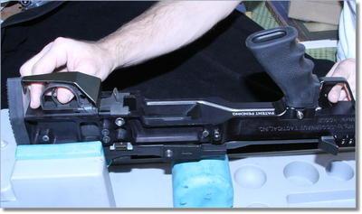 Электрификация пневматический винтовки