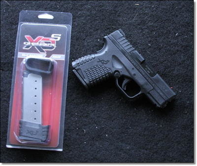 The 7 Round Extended Mag is