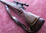 """""""No Drill"""" 1903A4 Sniper Rifle – 1903 Springfield"""