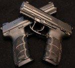 Heckler & Koch Pistol Shootout P30 vs. HK45