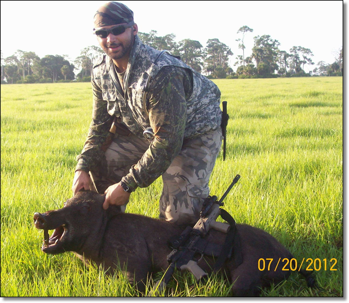 Drt Frangible 223 Ammo Vs Charging Wild Boar Gunsamerica Digest