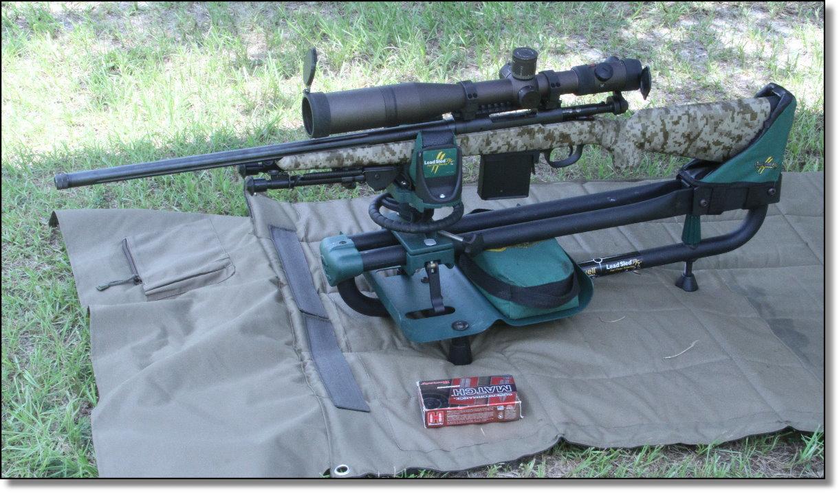 Savage Model 10 FCP-SR Sniper Rifle - New Gun Review - GunsAmerica