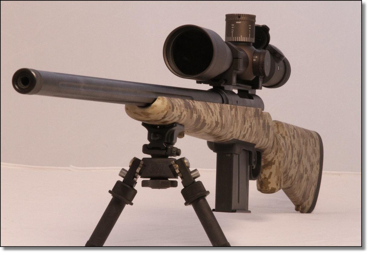 Savage Model 10 FCP-SR Sniper Rifle - New Gun Review