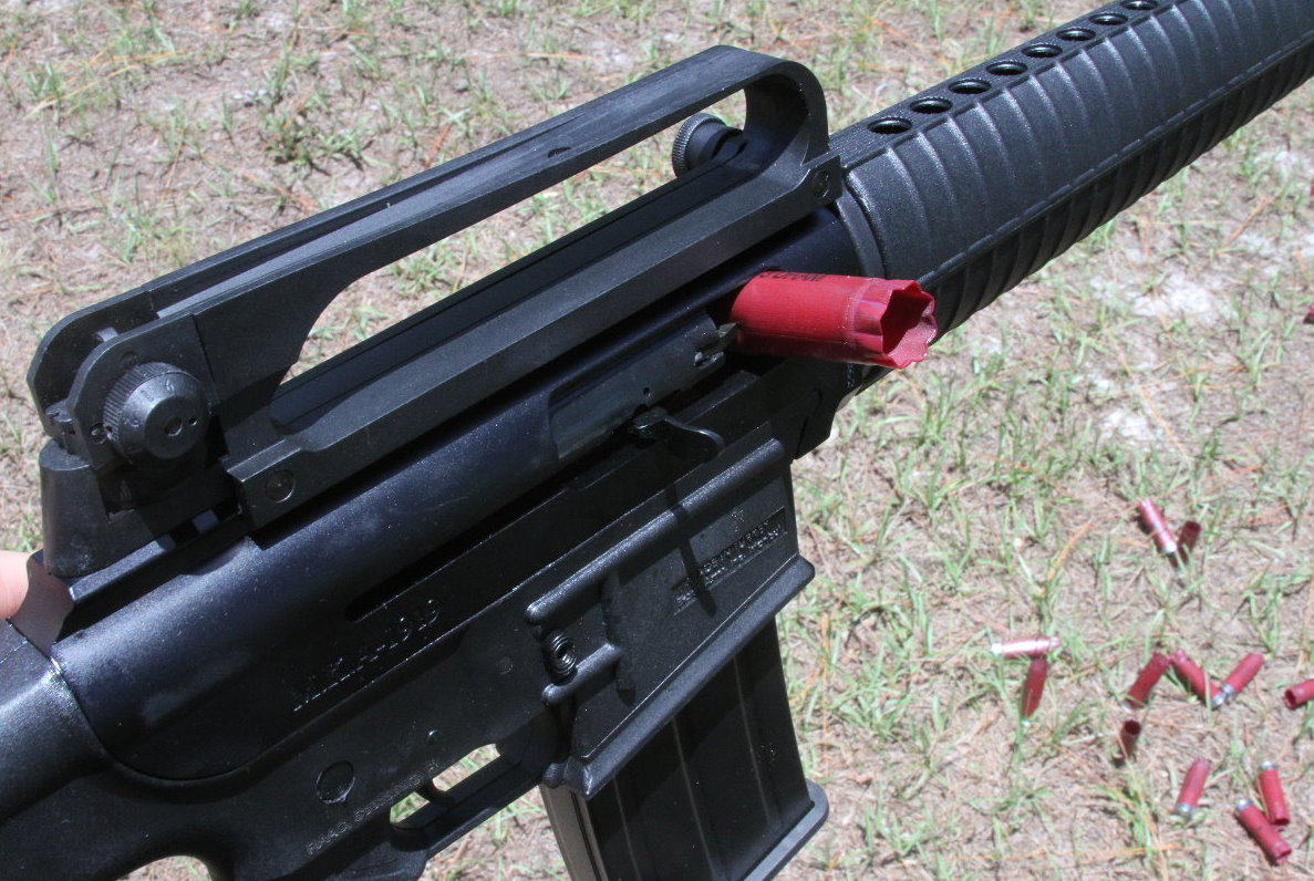 AR-15 Style 12 Gauge Shotgun – Akdal MKA-1919 RAAC