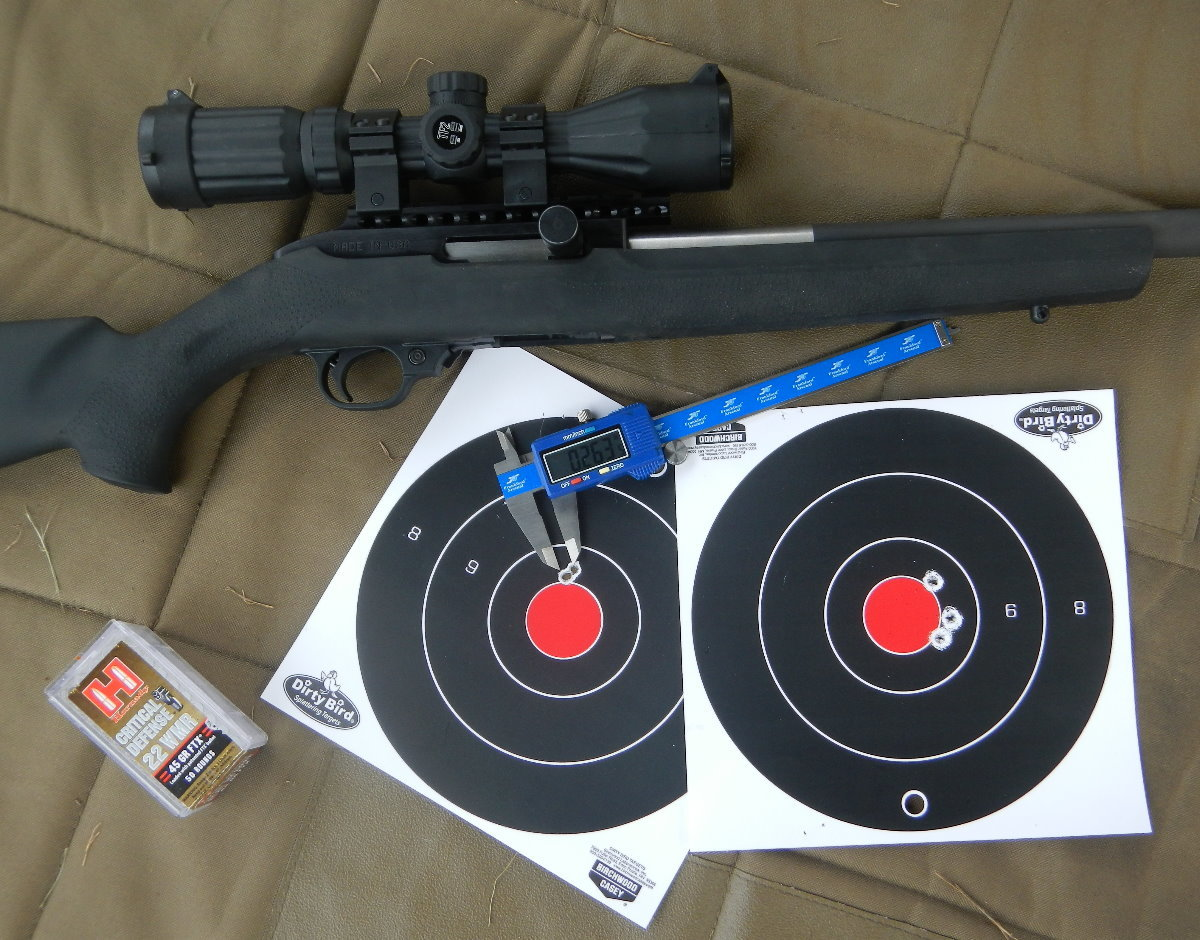 Magnum Research Magnum Lite® Rifles – Graphite Barrel Technology for the Ruger 1022