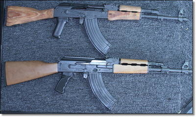 Underwater AK-47 - The Zastava PAP from Century Arms