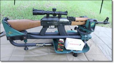 Underwater AK-47 - The Zastava PAP from Century Arms