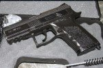 The P-07 Duty .40 S&W from CZ-USA