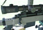 McRee Sniper Rifle Chassis System
