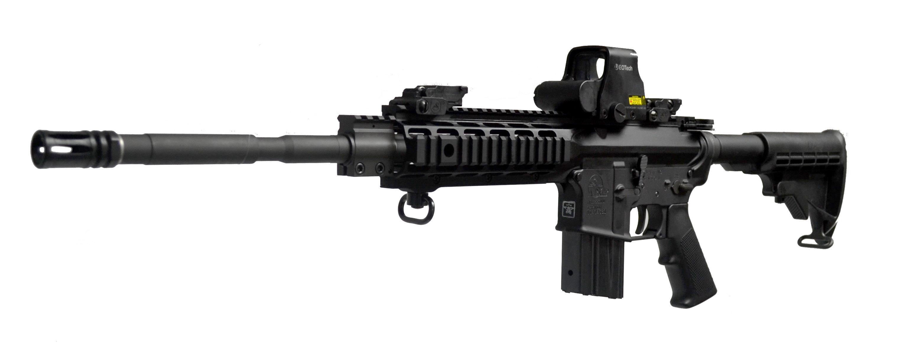 Armalite California Compliant SPR Mod-1 – New Gun Review